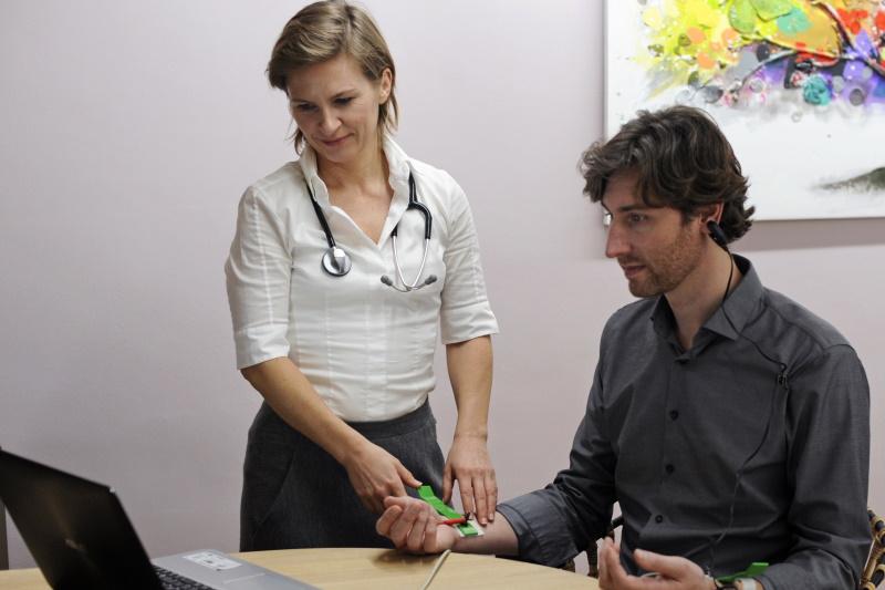 Stressfrei HRV Messung